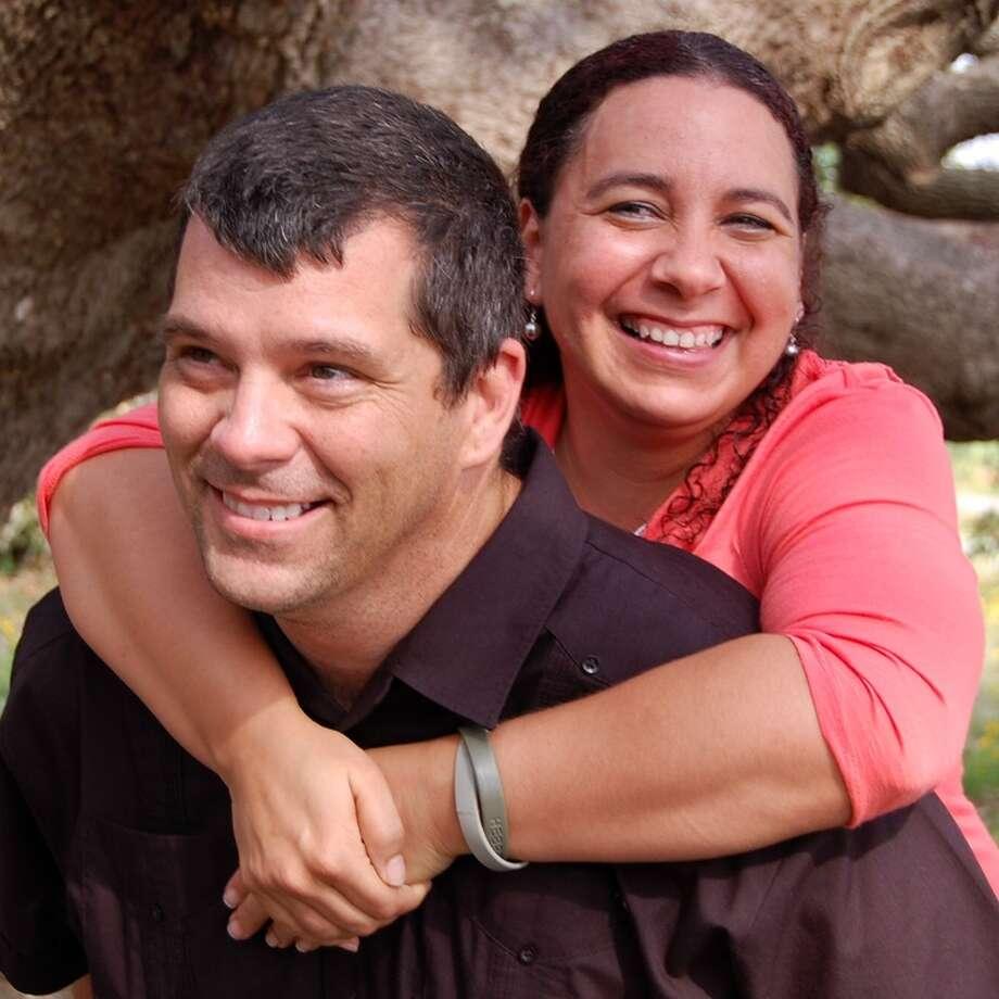 Hannah and Larry Overton Photo: Courtesy Photo
