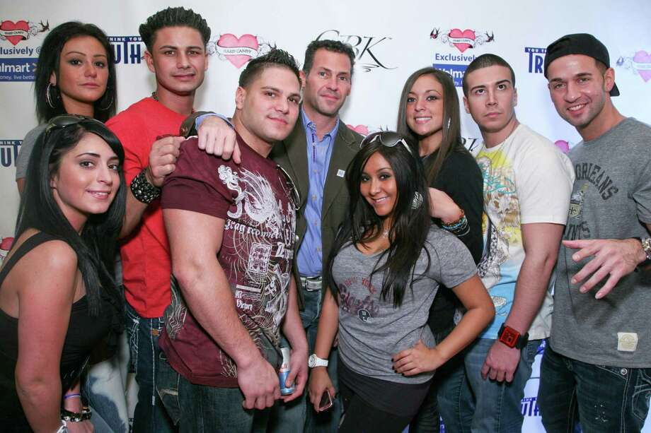 Uh-Oh, a Jersey Shore Reunion Is in the Works