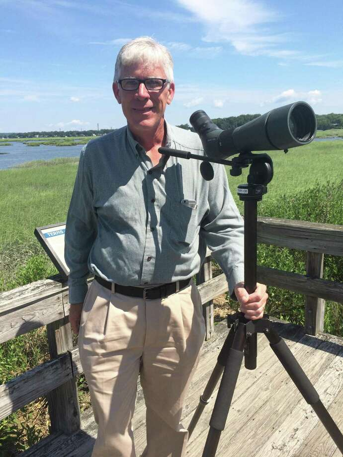 The Connecticut Audubon Society has named Patrick Comins, a leading authority on the conservation of the state's birds and the habitats that support them, as its executive director. Photo: John Burgeson / Hearst Connecticut Media