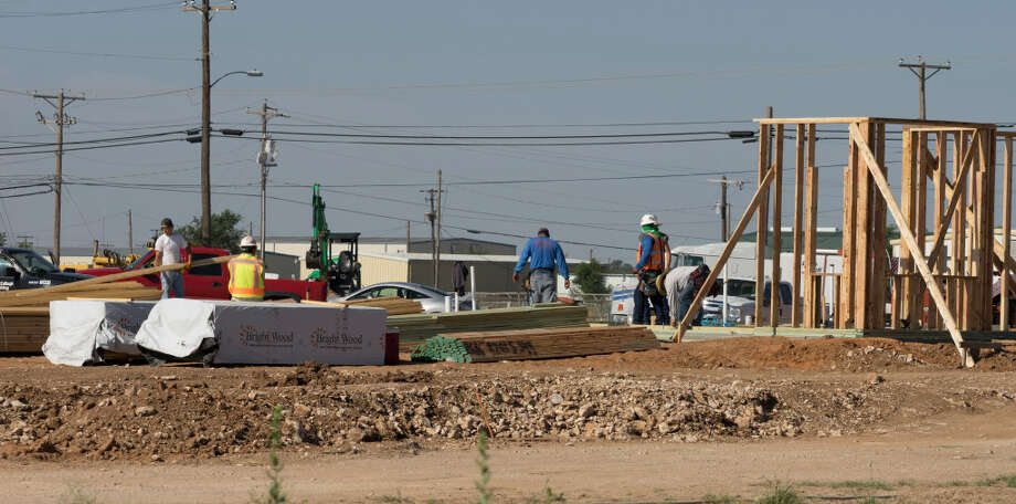 Work has started on a new Popeye's and Burger King in the 2700 block of Rankin Hwy, just south of I-20. Photo: Tim Fischer/Reporter-Telegram