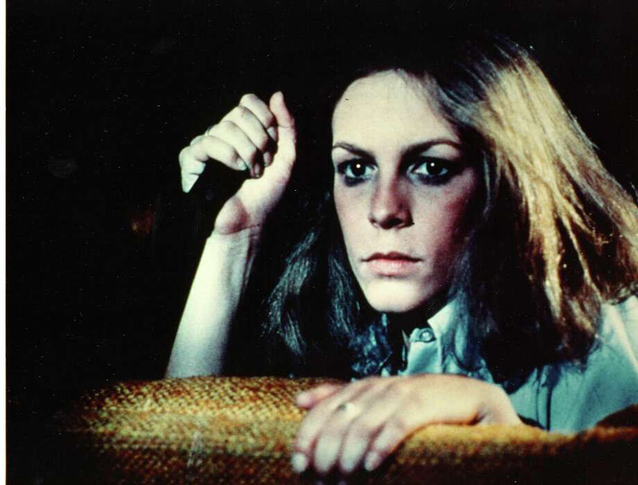 "Classic horror films such as 1978's ""Halloween,"" starring Jamie Lee Curtis as a ""final girl,"" the one who survives, inspired Riley Sager's latest thriller. Photo: HO / AMC/ANCHOR BAY ENTERTAINMENT"