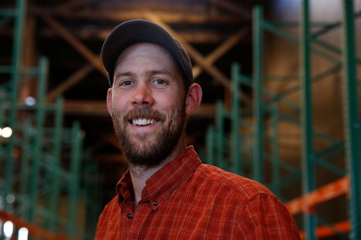 Curtis Davenport, Admiral Maltings co-founder, stands for a portrait at Admiral Maltings on Monday, June 26, 2017 in Alameda, Calif.