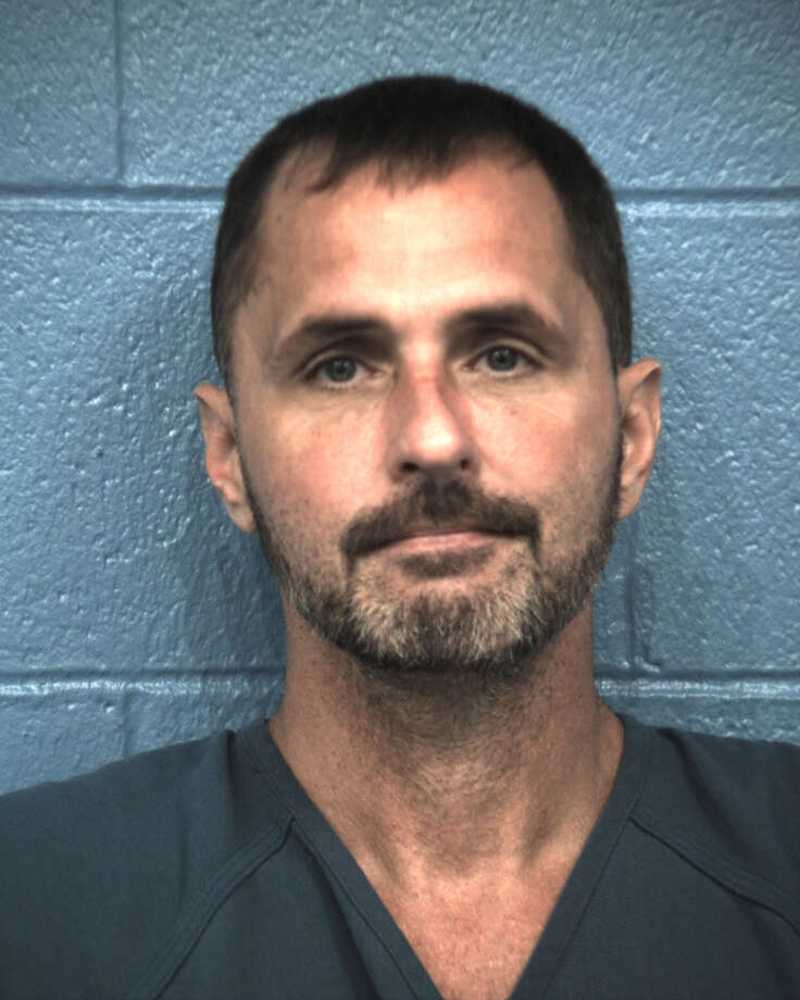 Jimmy Causey is seen in this undated photo from authorities in Williamson County, Texas. Authorities said Friday, July 7, 2017, that Causey was on the run more than two days after using wire cutters that were probably dropped from a drone as part of an elaborate escape plan that also included cellphones smuggled into prison, guns and at least $47,000 in cash. (Williamson County Jail via AP) Photo: HOGP / Williamson County Jail