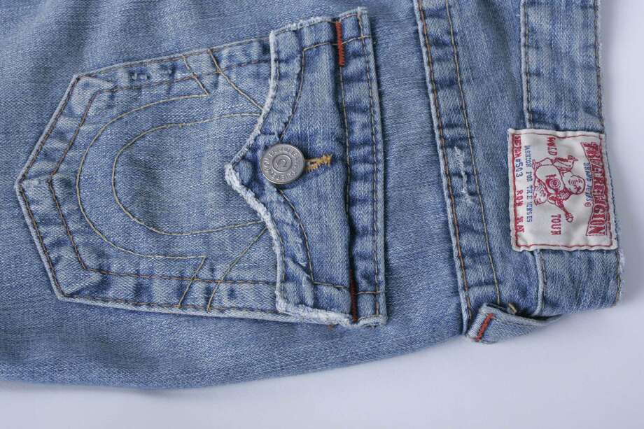 Americans are buying fewer pairs of jeans these days, instead closets are increasingly being filling with yoga pants and leggings. Photo: San Francisco Chronicle File Photo / The Chronicle