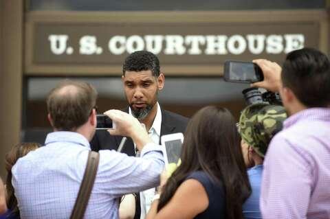 SEC ends case against Tim Duncan's ex-adviser - San Antonio Express-News