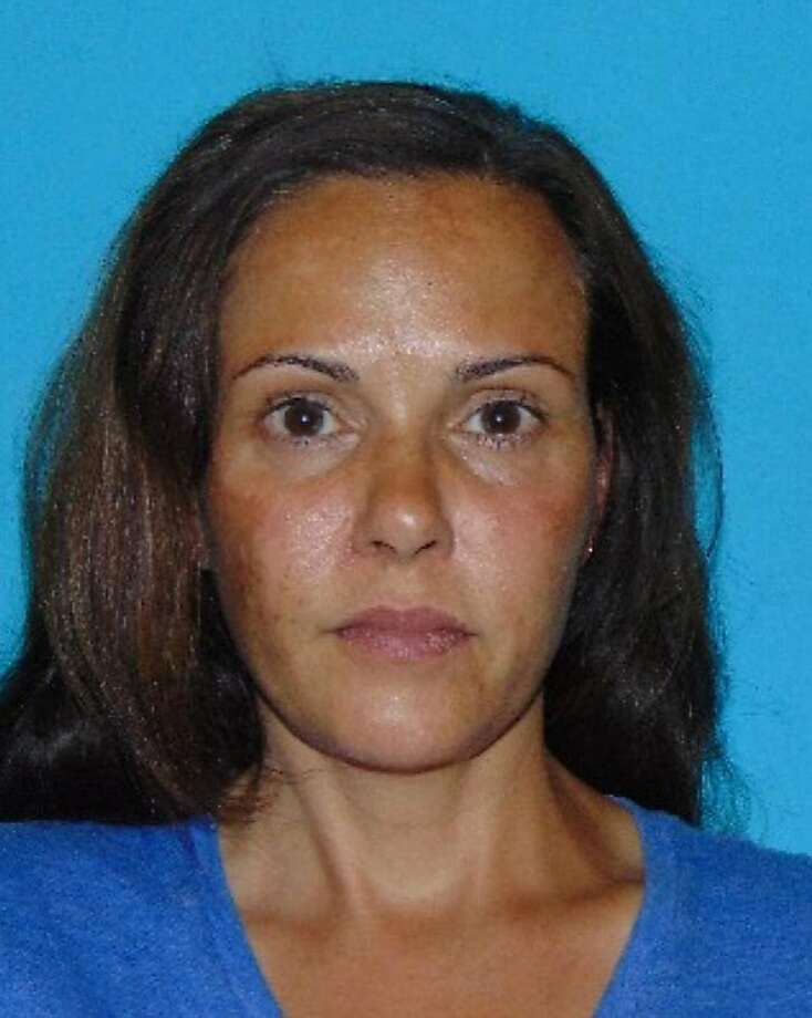 Nadia Lockyer in a Tuolumne County Sheriff's Department mugshot photo. Photo: Tuolumne County Sheriffs Department