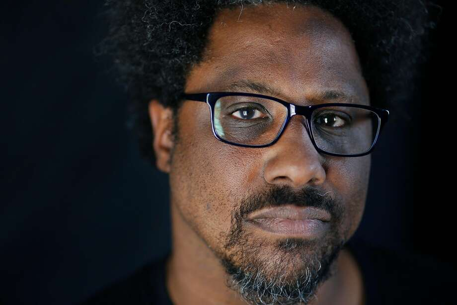 W. Kamau Bell pictured July 13, 2016 in Berkeley. Photo: Leah Millis, The Chronicle