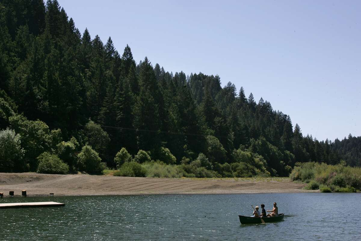 Russian River in Monte Rio, Sonoma County. At least six people have drowned on the river since 2014, three in 2019 alone.