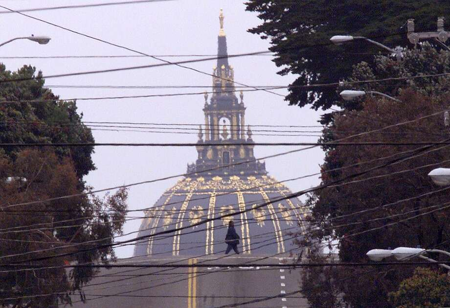 A civil grand jury found that San Francisco has a huge $5.8 billion pension liability, and a series of retroactive benefit increases approved by voters over a dozen years is mostly to blame. Photo: BRANT WARD, SFC
