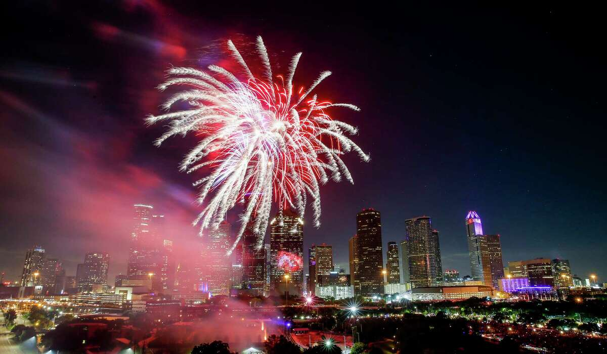 CANCELED: Freedom over Texas concert  While the city has canceled Houston's Freedom over Texas concert, the fireworks are still a go as of 1 p.m.