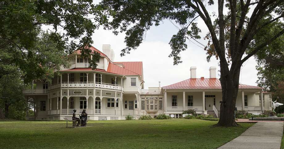 Shown is Fernridge, the 19th-century estate of businessman and philanthropist George W. Brackenridge, which was purchased by the Sisters of Charity of the Incarnate Word in 1897. Photo: Express-News File Photo