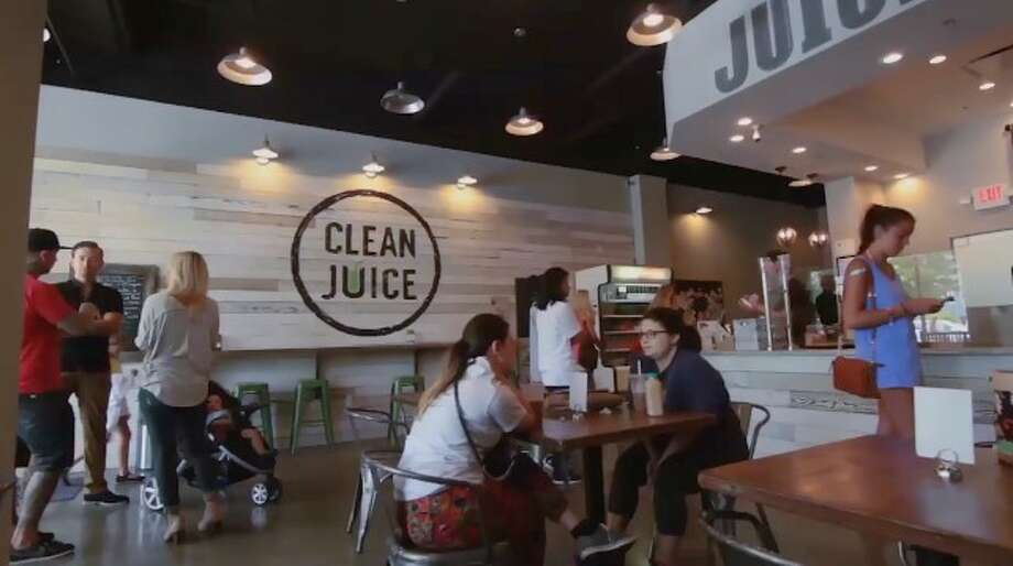 Clean Juice, an organic juice bar, has signed deals for its first locations in the Houston area.   Photo: NAI Partners