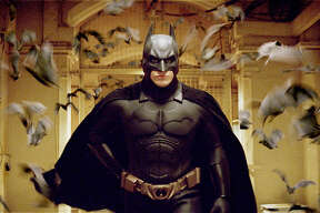 "The character Batman has seen many revivals and re-envisionings. Christian Bale starred as a truly Dark Knight in 2005's ""Batman Begins."""