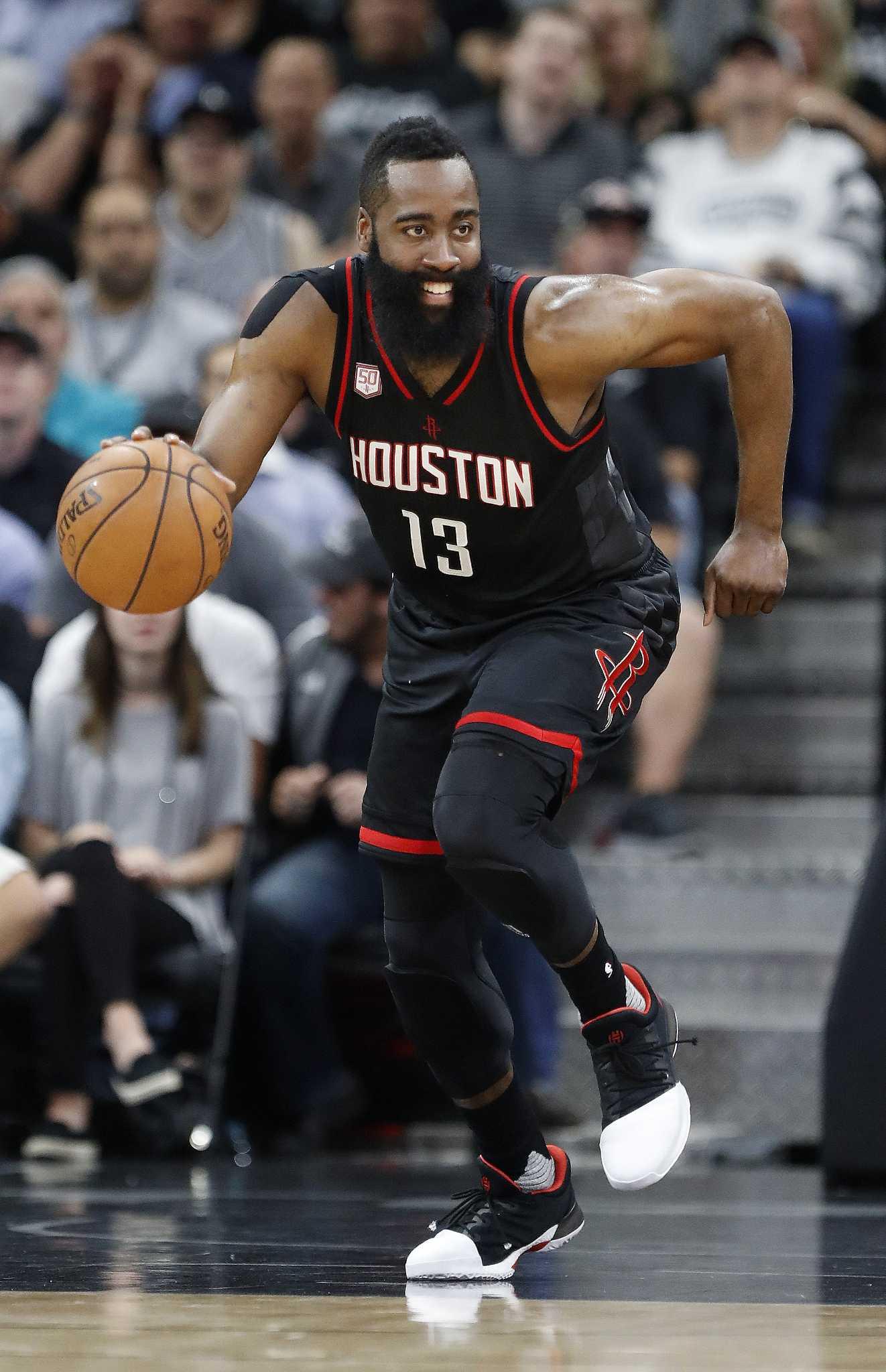 6fe80e5e119 James Harden wants to retire a Rocket - Houston Chronicle