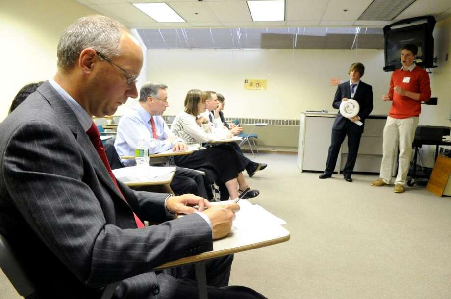 Business plan competitions for high school students