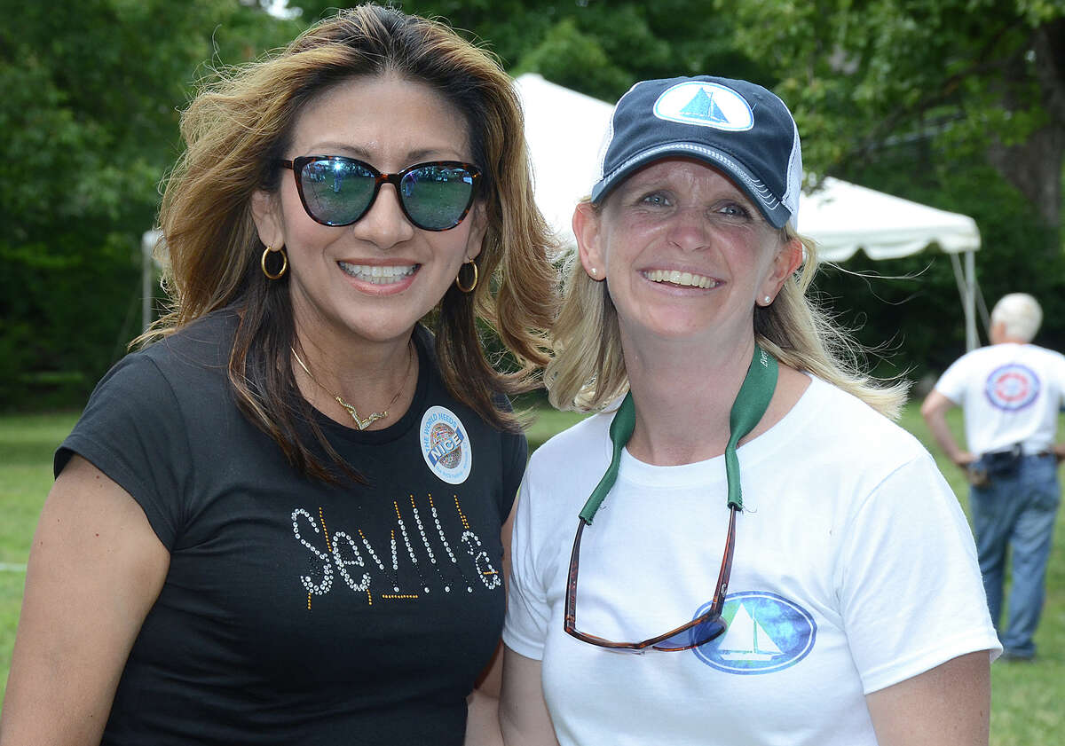 The Rowayton Civic Association held its annual River Ramble at Pinkney Park on July 8, 2017. The family event featured food and beer, a raw bar, petting zoo, pony rides, bouncy castle, giant water slide, a dunk tank and more. Were you SEEN?