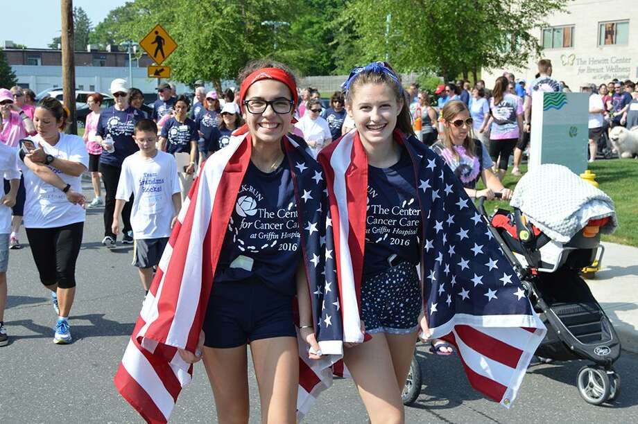 The Ninth Annual 5K Walk/Run to benefit the Center for Cancer Care at Griffin Hospital will be Sat., Sept 30. Photo courtesy of Griffin Hospital. Photo: Contributed / Contributed