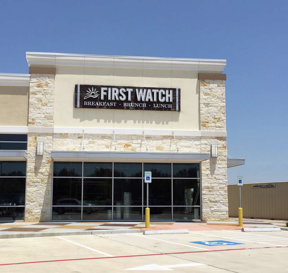 First Watch is under construction in anticipation of its grand opening on July 24.