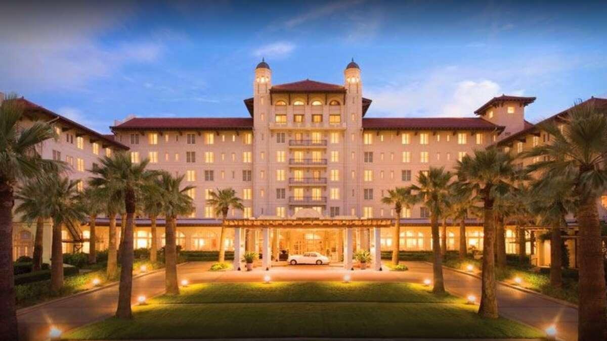 Hotel Galvez & Spa A Wyndham Grand Hotel 2024 Seawall Blvd.  Galveston