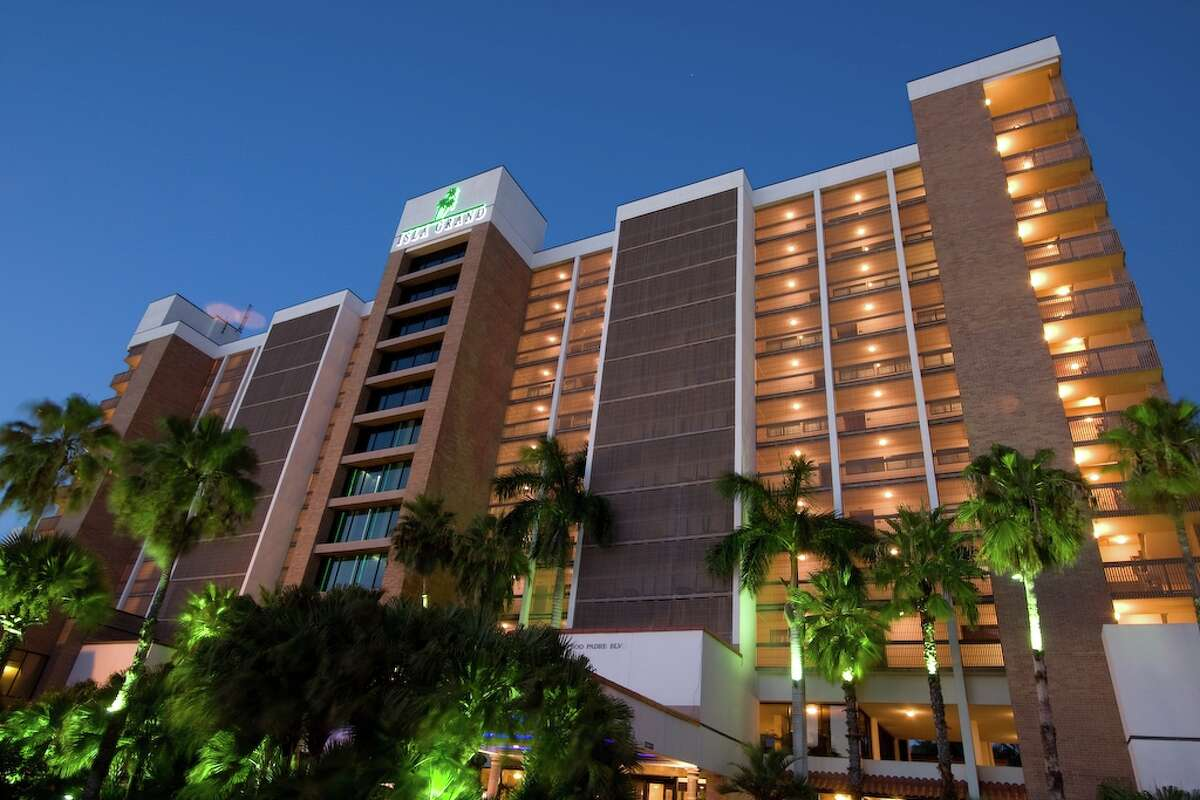 Isla Grand Beach Resort 500 Padre Blvd.  South Padre Island