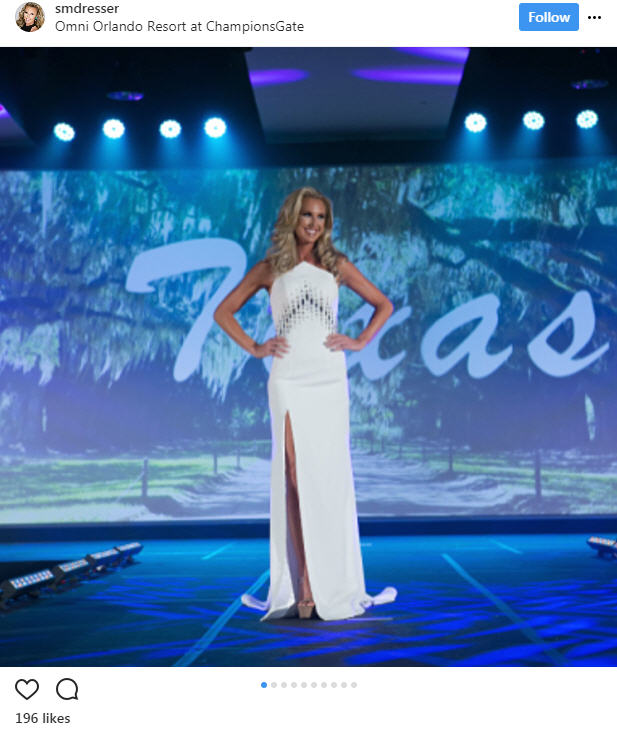 Katy ISD Officer Wins First Runner-up In The 2017 Miss