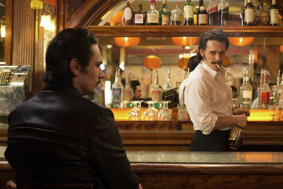 James Franco portrays dual characters in 'The Deuce'