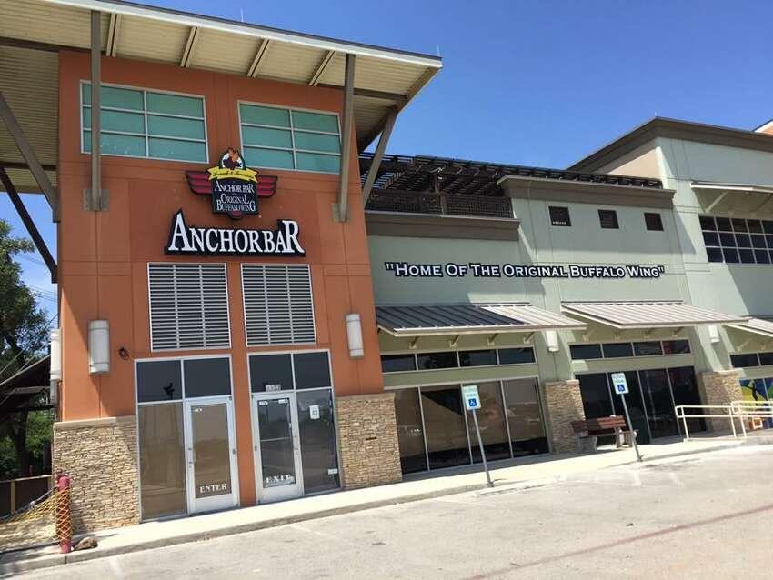 Anchor Bar: 4553 N. Loop 1604 West Date: 08/26/2019
