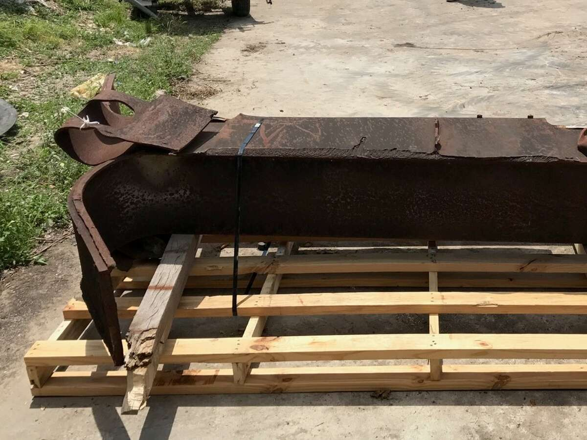 The city of Belliare has received a shipment of steel - certified from the ground zero site of the Sept. 11, 2001, terrorist attacks - to become part of a memorial in the city.