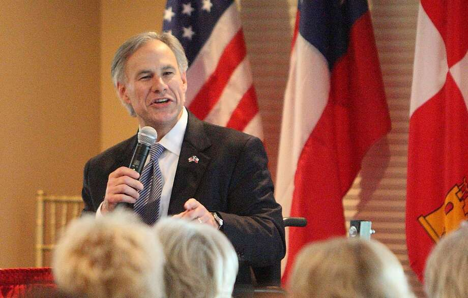 Gov. Greg Abbott, seen in Conroe on July 4, issued a proclamation Monday setting the agenda for the Legislature's special session. His aides noted that only those bills that fit the agenda topics listed by the Republican governor can be considered. Photo: Eric S. Swist /Houston Chronicle / Staff photo by Eric S. Swist
