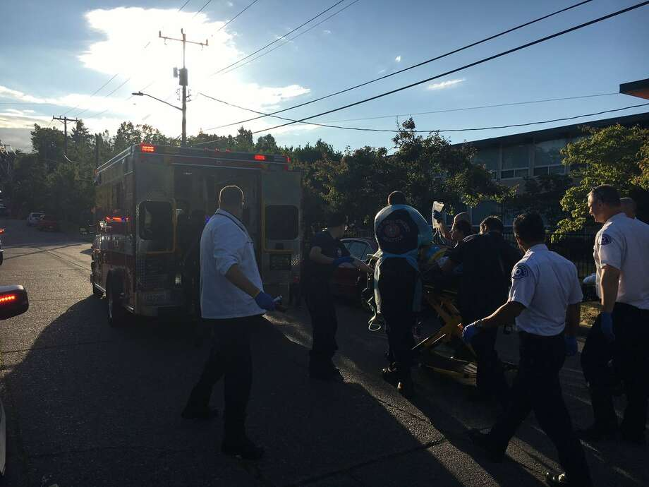 A 32-year-old man was killed in a shooting in South Seattle Sunday night. Photo: Seattle Fire