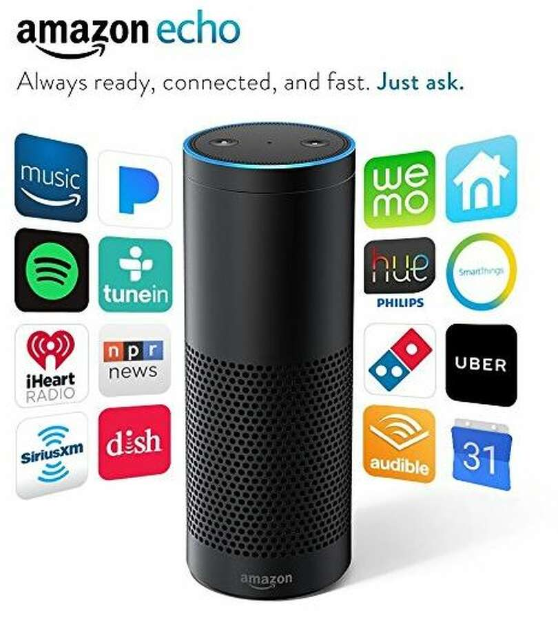 If voice commands and possible invasions of privacy are your thing, Amazon's Echo smart speaker is half off ($89.99) during Prime Day. Photo: Amazon