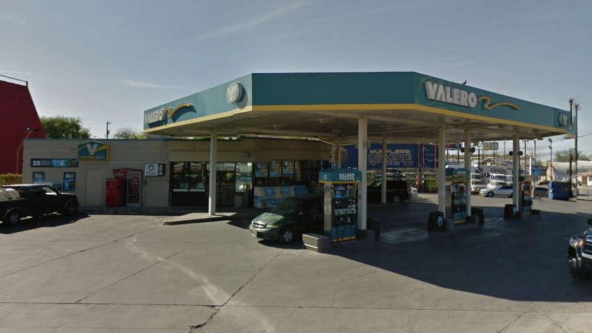 Valero Corner Store Location: 5811 San Pedro Avenue Dates: July 8 Number of skimmers found: 2