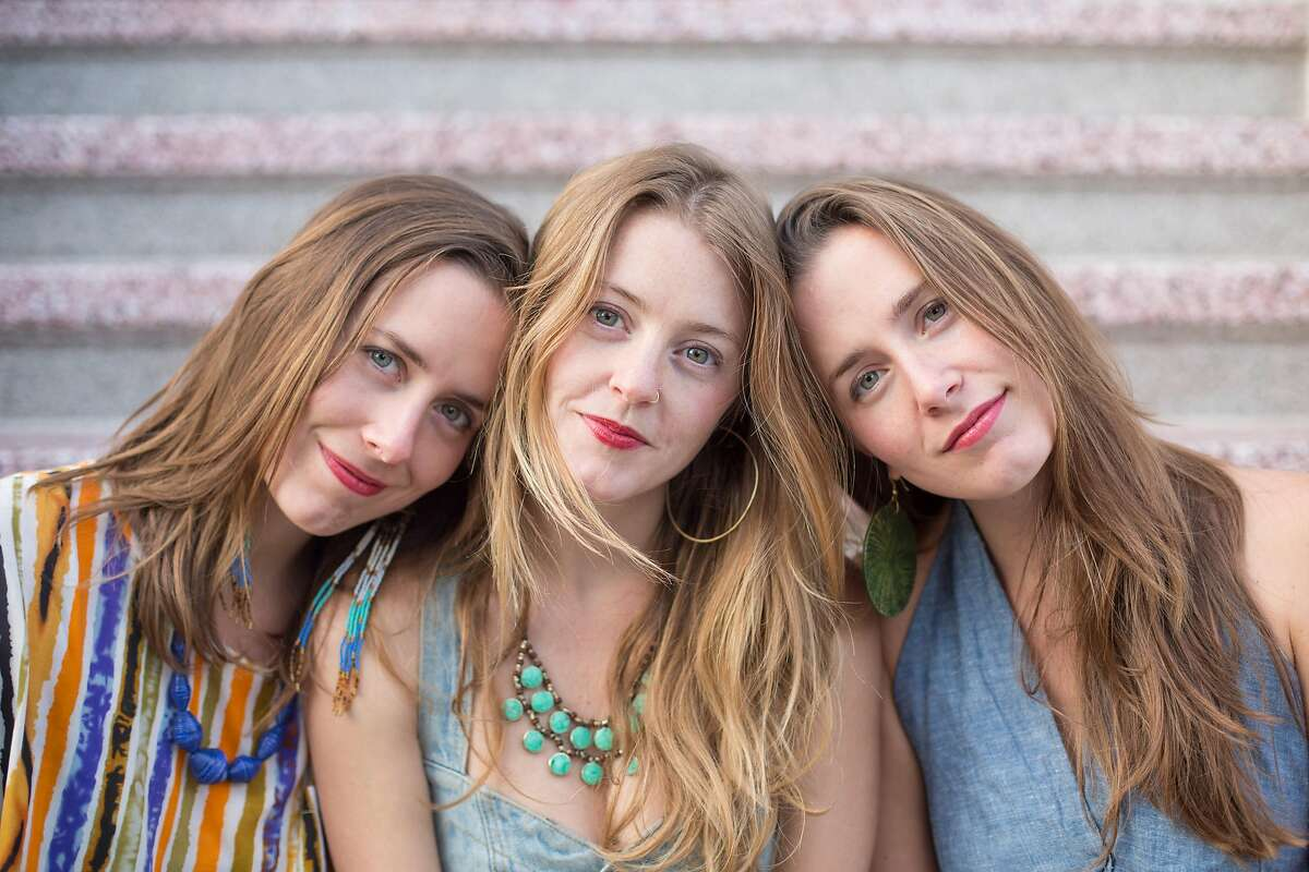 The T Sisters, sisters Chloe, Erika and Rachel Tietjen, headline SFJAZZ on Friday, July 14, 2017, in the Miner Auditorium as part of the
