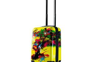 Mia Toro �Beautiful Minds� Hardside Spinner Carry-On
