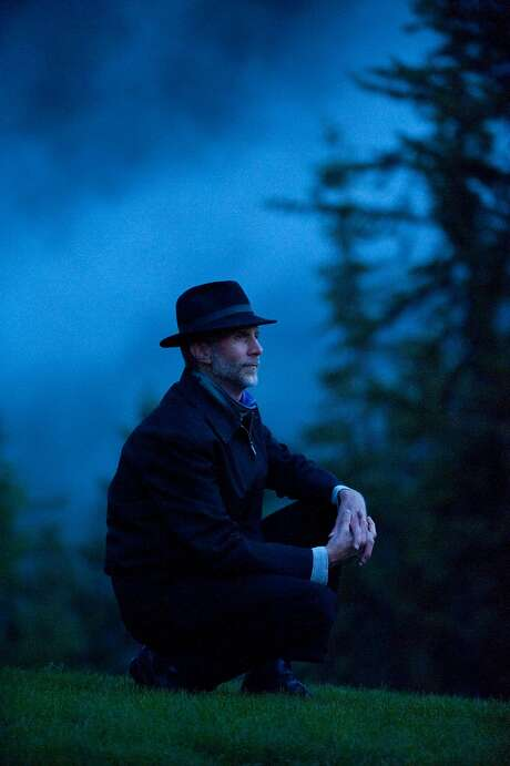 "John Luther Adams composed his percussion work ""Inuksuit"" to be performed outdoors. Photo: Courtesy Photo, Cantaloupe Music"