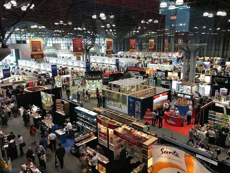 The 2017 Summer Fancy Food Show is where many trends in the $127 billion specialty-food world are set. Photo: Greg Morago