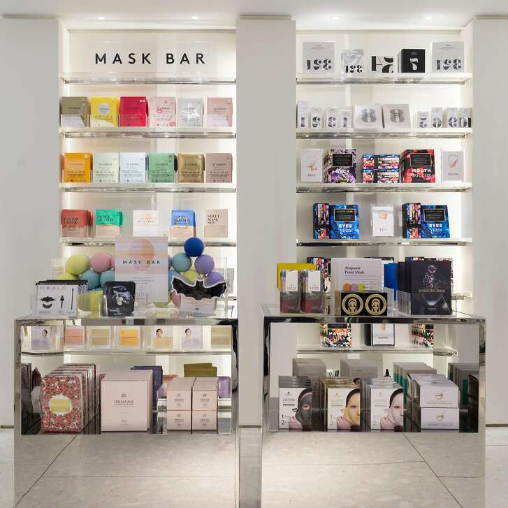 Barneys New York has launched a Mask Bar at its San Francisco store. The bar features a selection of sheet masks from brands like Starskin, Dermovia, Karuna and Peach & Lily, including �a special assortment of exclusive masks sourced from Korea by�Alicia Yoon of Peach & Lily. Prices range from $3-$60.