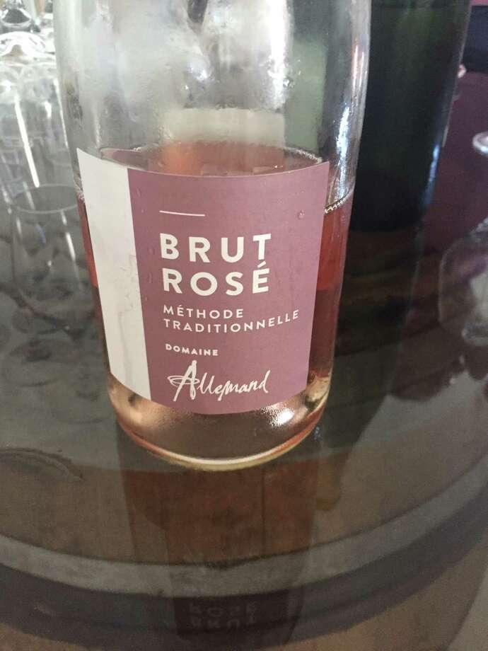 Domaine Allemand Brut Rosé Photo: Dale Robertson