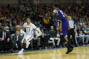 Jabari Brown�averaged 22.3 points in nine games with the Santa Cruz Warriors last season.