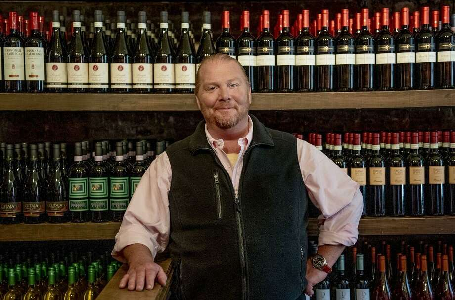 Mario Batali, the celebrity chef whose many restaurants include Port Chester's Tarry Lodge, will be among the cooking celebrities at the annual Greenwich Wine + Food Festival on Sept. 23. Photo: / Contributed Photo