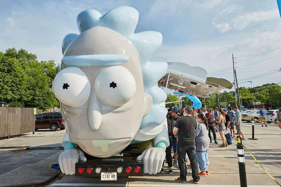 Rick and Morty fans: The Rickmobile is hitting San Francisco