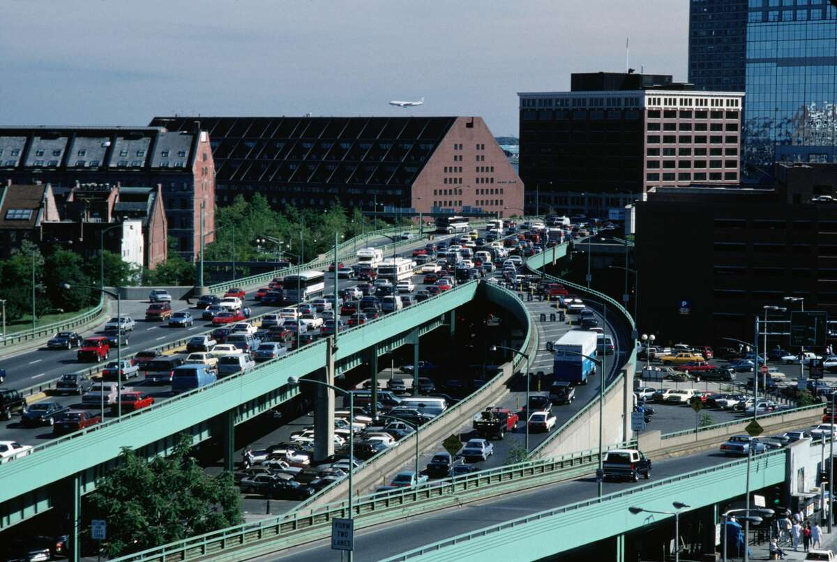 9) Massachusetts 2018 infrastructure score: D+ Deficient bridges: 9.3 percent Roads in poor or mediocre condition: 42 percent  (Source: CNBC)