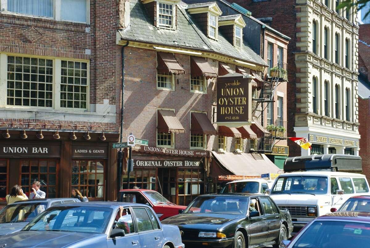 1. Boston Cost of Congestion per driver: $2,291