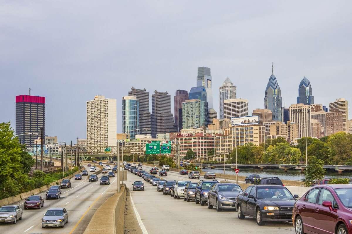 No. 8 - Philadelphia, Pennsylvania Score: 51.23