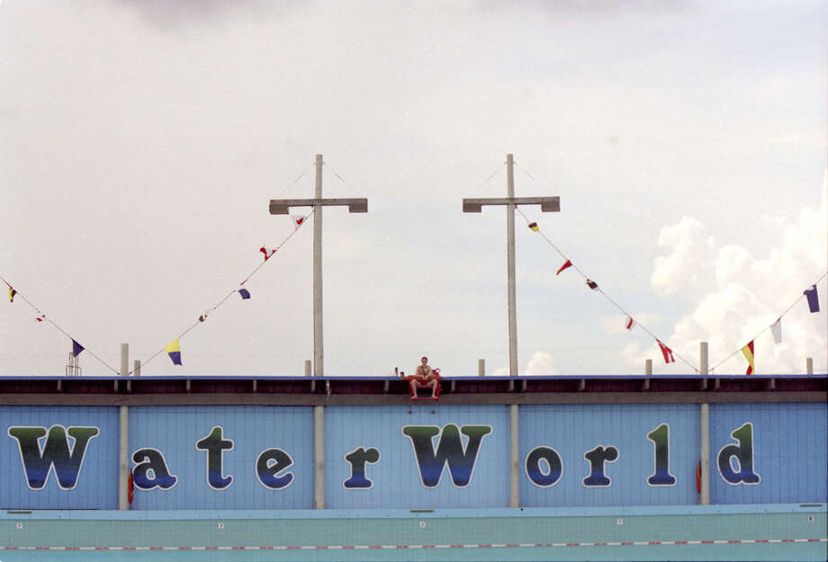 PHOTOS: Remembering WaterWorld, Houston's oasis next to AstroWorld