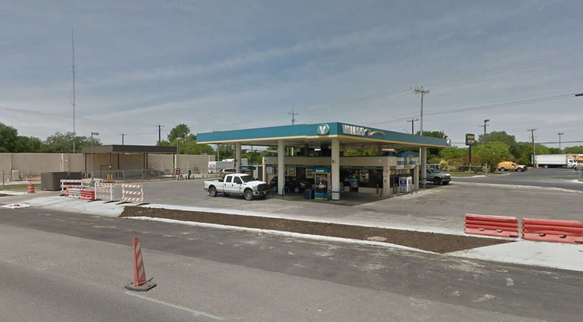 Valero Address: 3659 E. Commerce Street Date: March 7 Number of skimmers found: 4