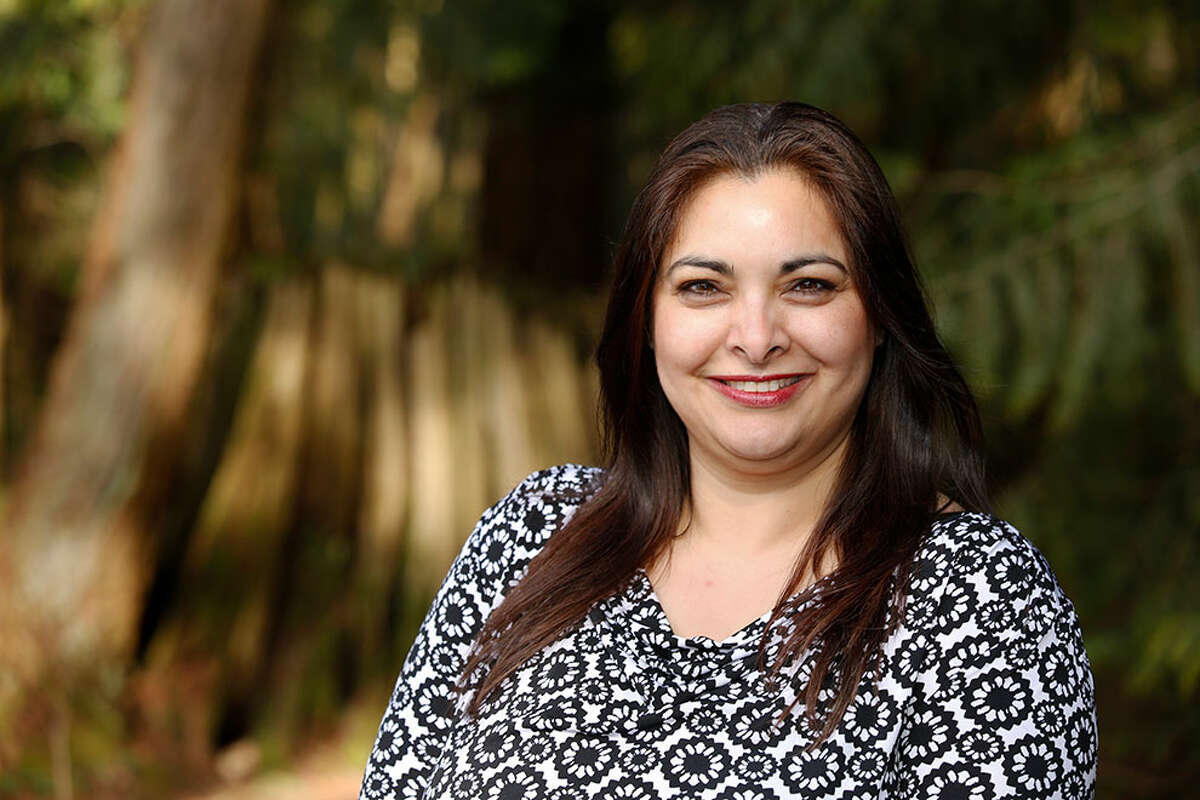 Manka Dhingra, Democratic candidate for State Senate in pivotal legislative race. A new poll shows her 10 points ahead.