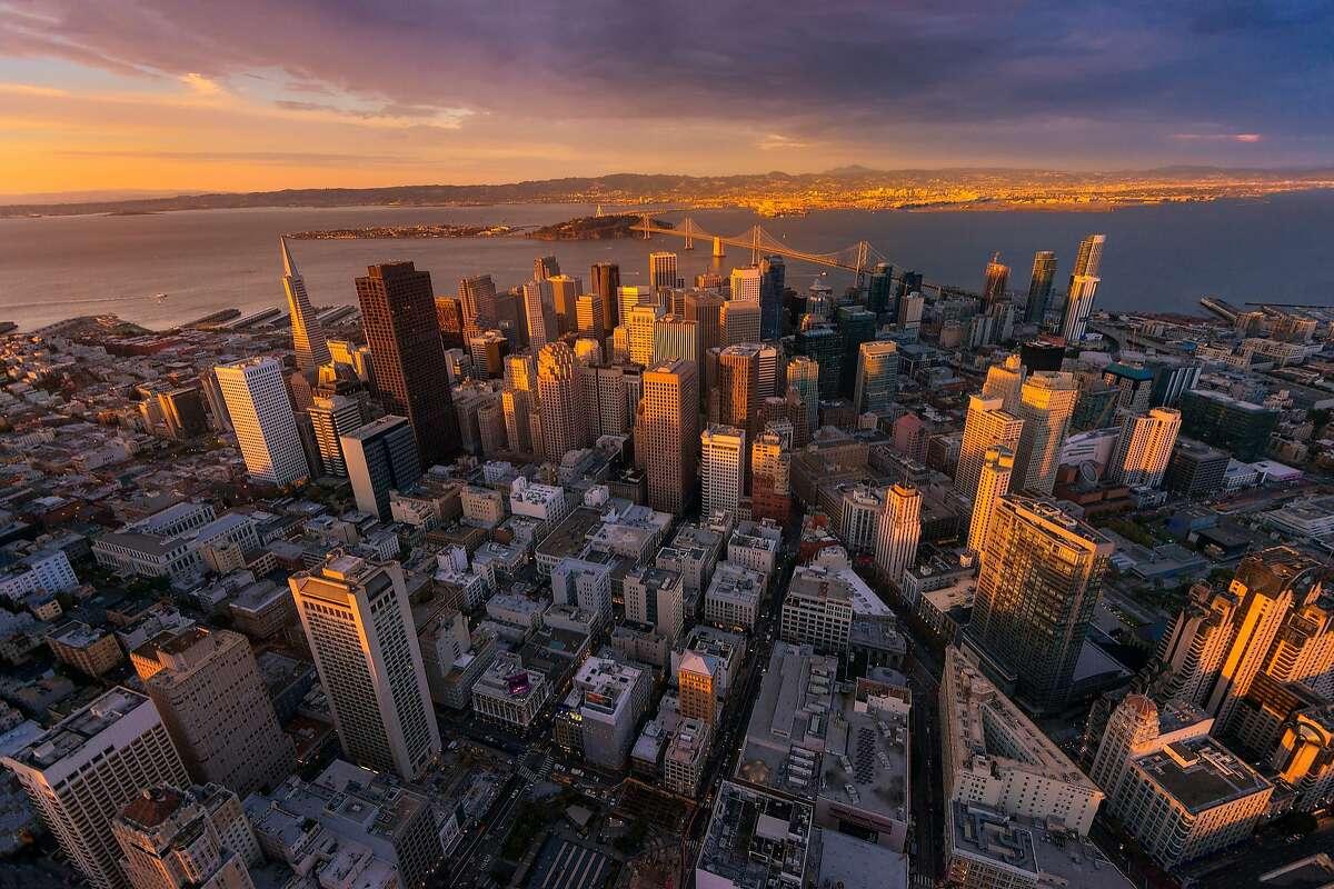 San Francisco was tied for highest long-term debt per capita with five other cities - Denver, Atlanta, New York, Detroit and Washington, D.C. The least debt-ridden city, Casper, Wyo., had 63 times less debt than San Francisco.