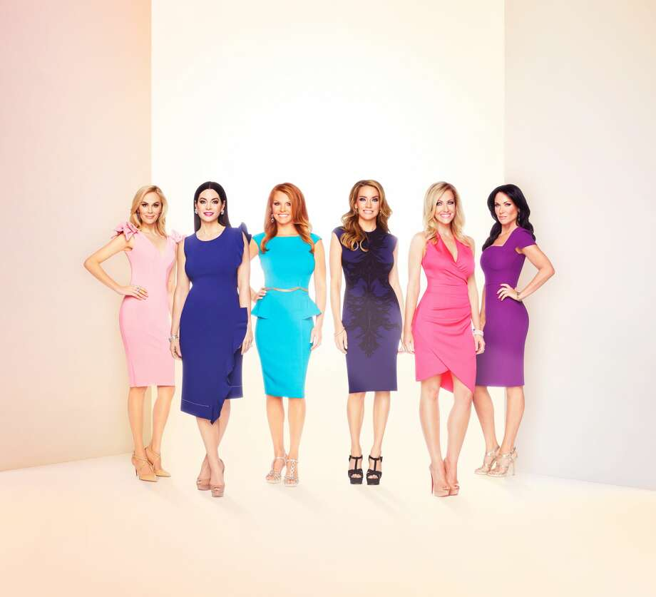 "The cast of the second season of ""The Real Housewives of Dallas,"" which premieres Monday, August 14. Photo: Courtesy Of Bravo, Paige DuBois"