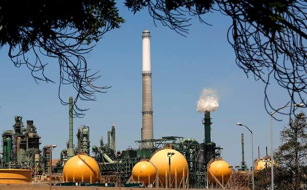 Valero refinery in Benicia temporarily shut down after air pollution warning